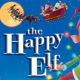 "Harry Connick Jr.'s ""The Happy Elf"