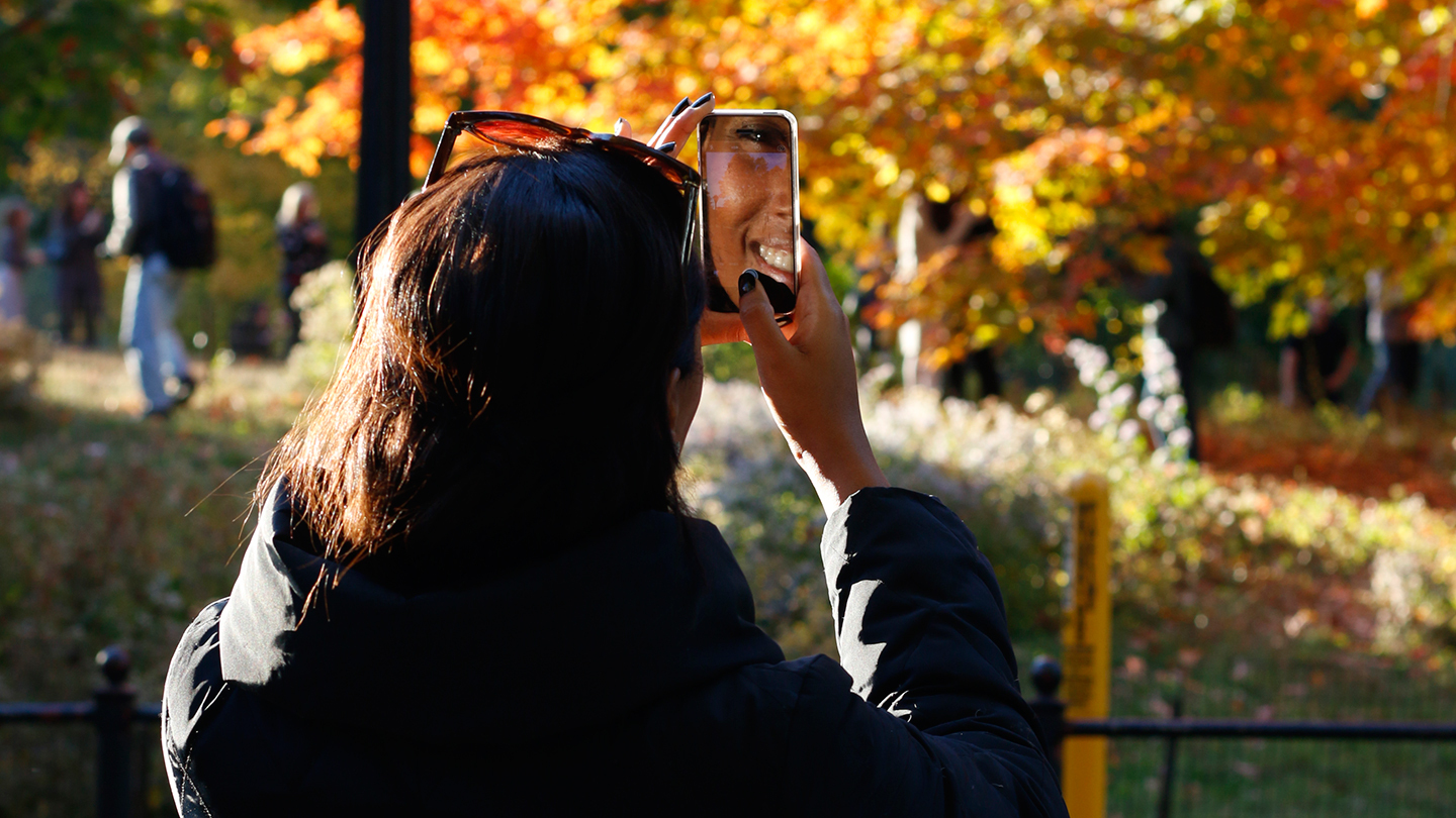 Cell Phone and Selfie Photo Tour of Central Park: See the Sights and Learn Photography $15.00 - $20.00 ($40 value)