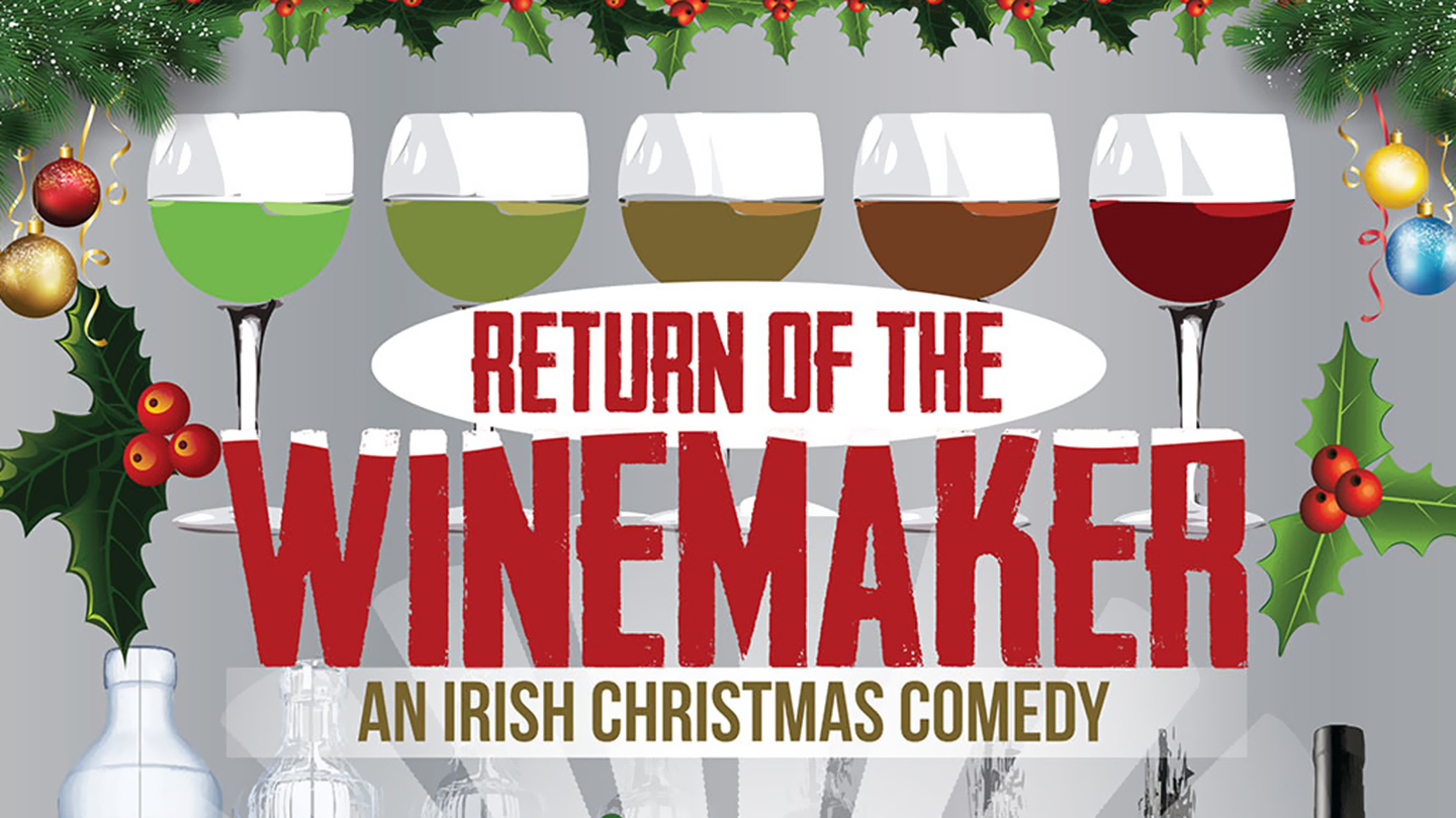 Jesus Comes to the Emerald Isle in This Dark Christmas Comedy $10.00 - $12.50 ($25 value)