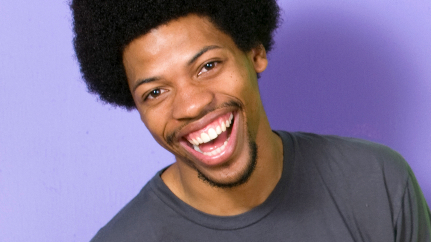 Comedian Mike E. Winfield (