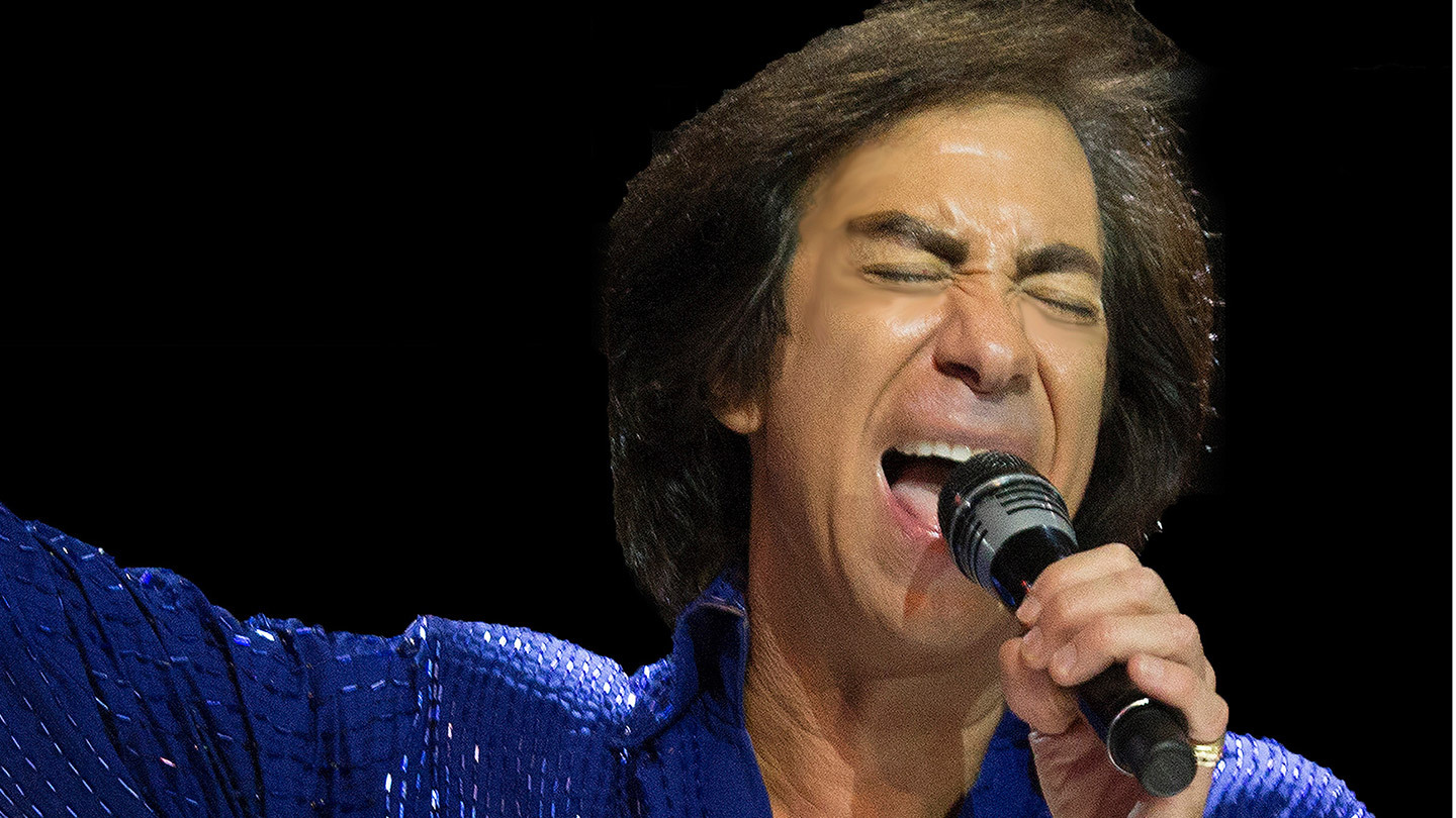 Neil Diamond Tribute Singer Rob Garrett, the