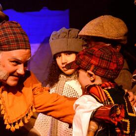 "A Christmas Carol"": The Musical"