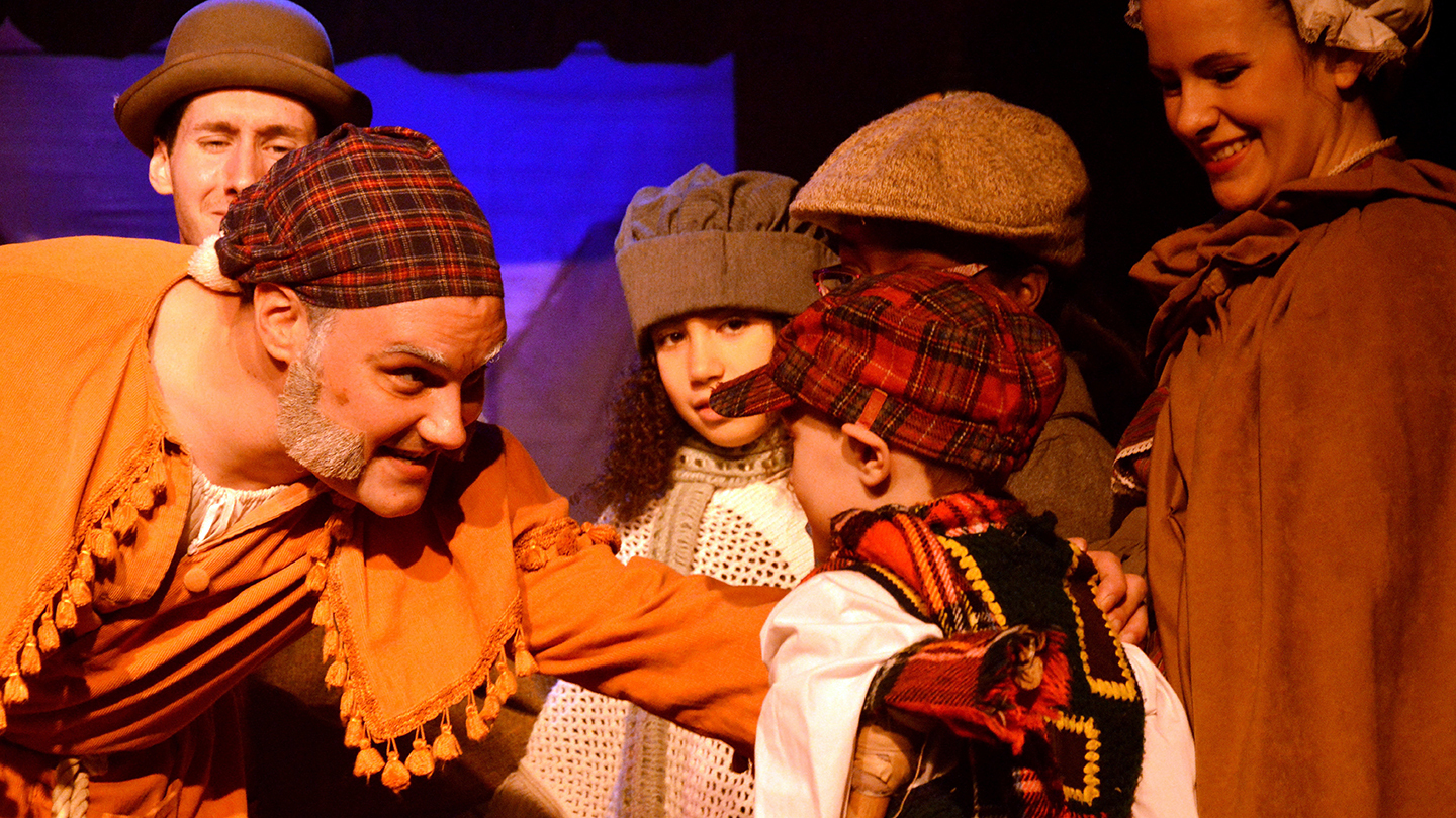 "Holiday Classic ""A Christmas Carol"" at Players Theatre"