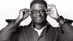 Comedian Lil Rel's Very Special Christmas Special