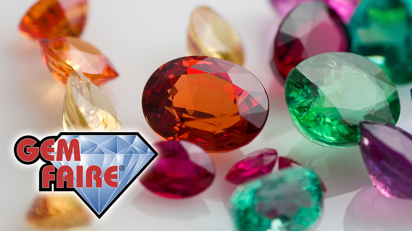 Gem Faire: One of the Largest Gem, Jewelry & Bead Shows COMP ($7 value)