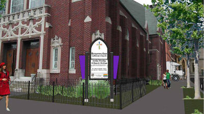Resurrection Lutheran Church Tickets