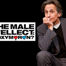 The Male Intellect: An Oxymoron?