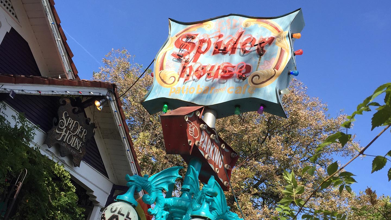Attractive Spider House Tickets