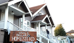 Ballard Homestead Tickets