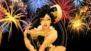 Strip into 2016! A New Years Eve Burlesque, Variety Dinner Show