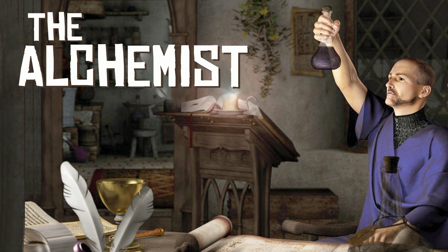 Escape Room LA: The Alchemist