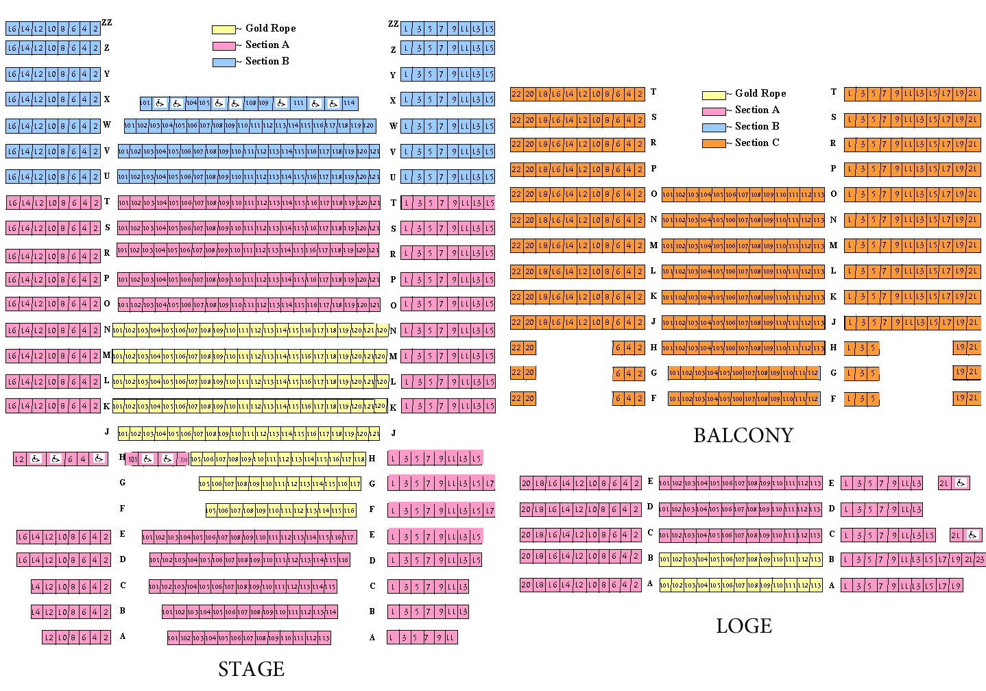 Balboa theatre san diego tickets schedule seating charts goldstar