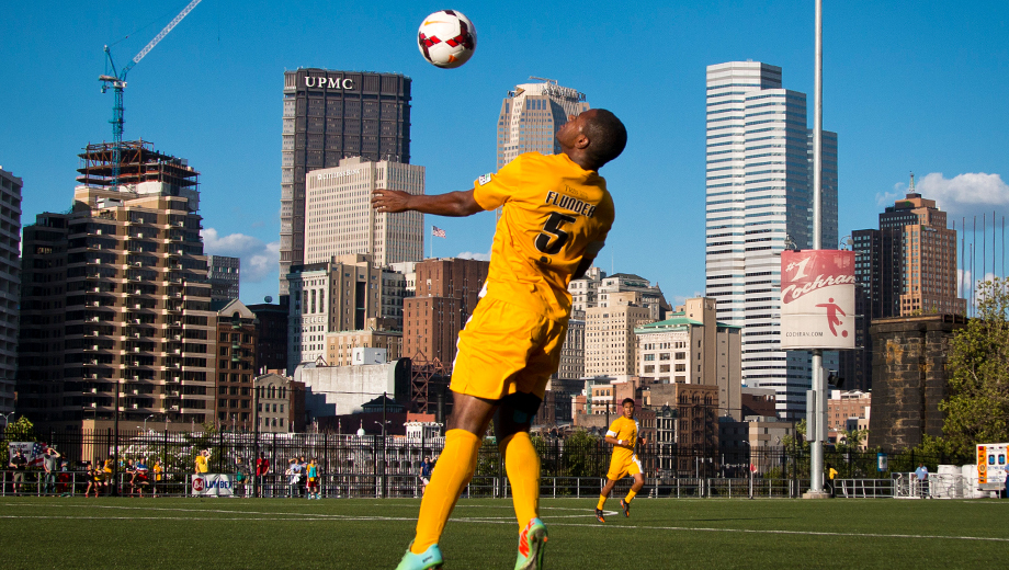 Pittsburgh Riverhounds: The Steel City's Pro Soccer Team $8.00 - $9.00 ($16 value)