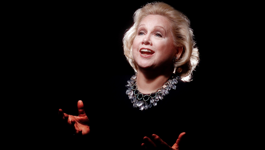 Legendary Broadway and Cabaret Singer Barbara Cook $20.50 - $26.50 ($37 value)