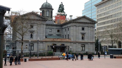 Pioneer Courthouse Square Tickets