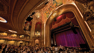 Citi Performing Arts Center Wang Theatre Tickets