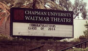Waltmar Theatre - Chapman University Tickets