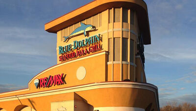 Blue Dolphin Seafood Bar & Grill Tickets