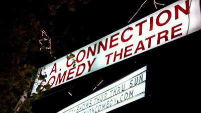 L.A. Connection Comedy Theatre Tickets