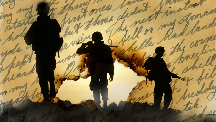 War Letters Brought to Life in