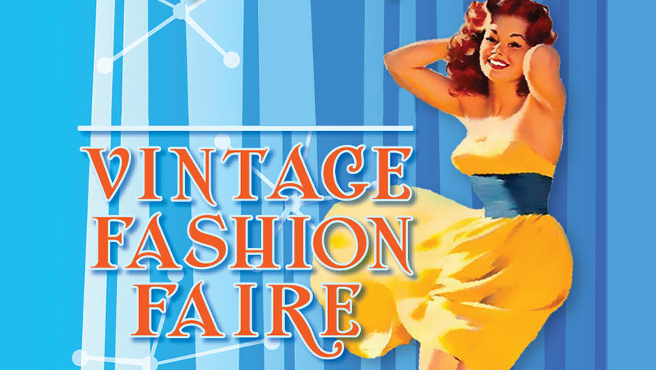 Vintage Fashion Faire: Shop for Clothes and Accessories From the Victorian Era to the '80s COMP - $5.00 ($5 value)