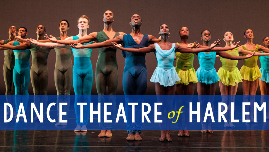 Dance Theatre of Harlem: Bold Contemporary Works Leap Into Portland $13.00 - $26.50 ($26 value)