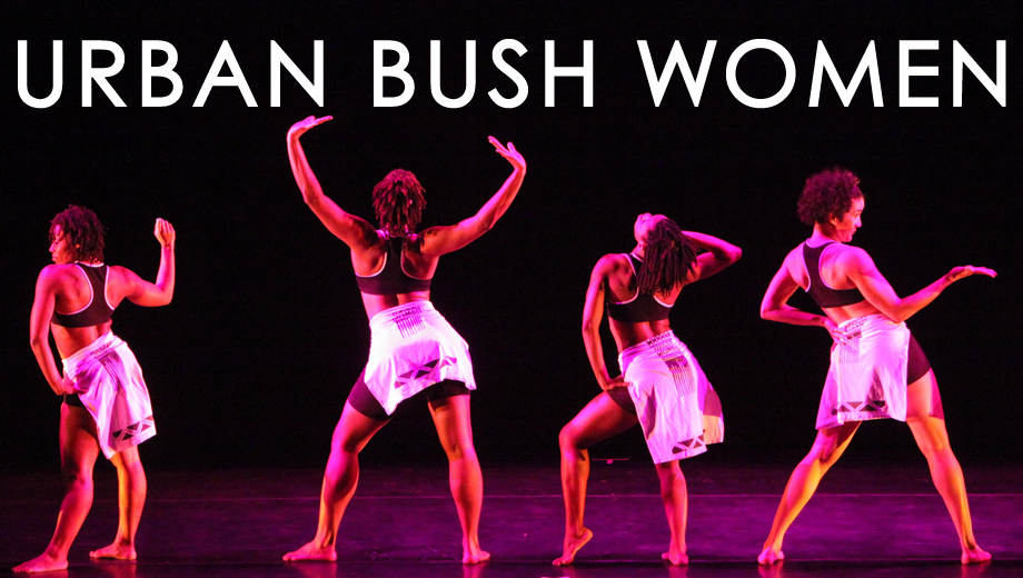 Contemporary Dancers Urban Bush Women: Sparkle, Strut, Stamp & Stir With New Work $12.50 - $15.00 ($25 value)
