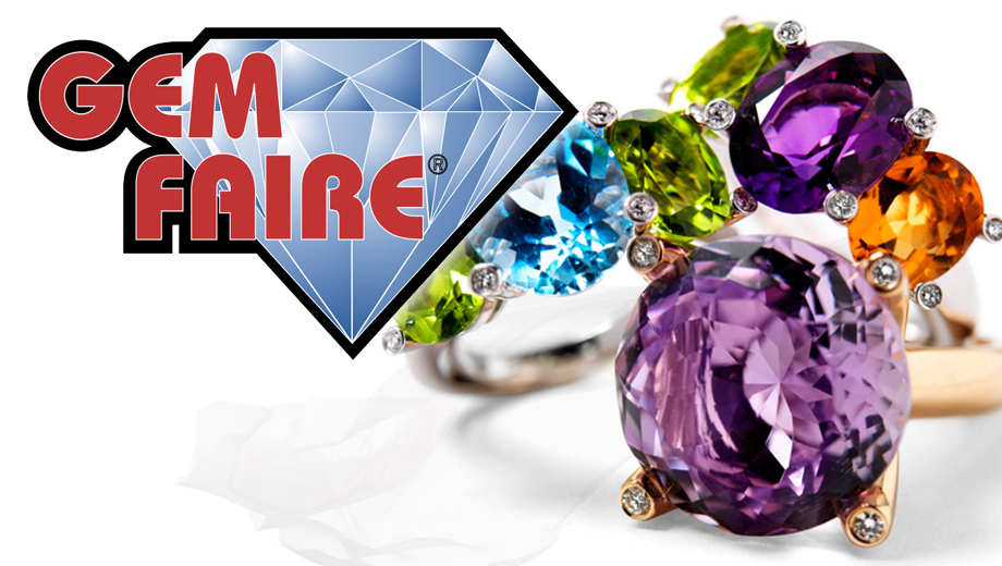 One of Largest Gem, Jewelry and Bead Shows: Gem Faire COMP ($7 value)