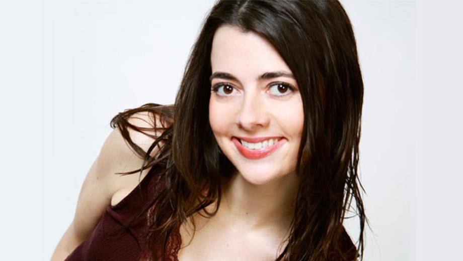 Comedian Carmen Lynch (