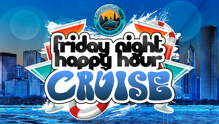 Throw Off the Work Week With a Friday Night Happy Hour Cruise $15.00 ($30 value)