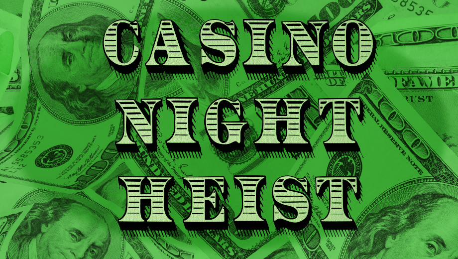 Gambling Fun & Murder Mystery Dinner:
