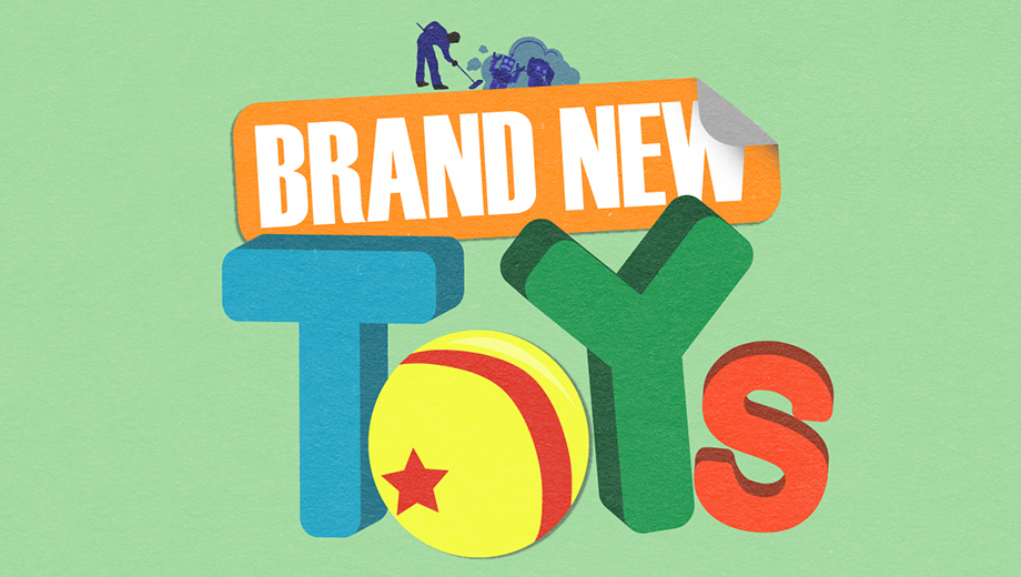 Comedy Troupe Brand New Toys Opens the