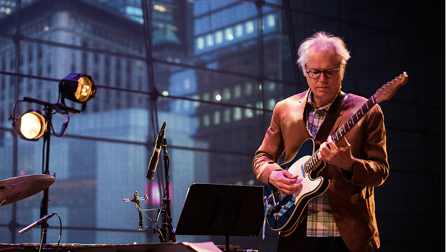 Jazz Guitarist Bill Frisell: