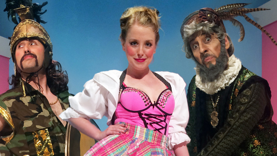 Hilarious, Sexy Adaptation of Roman Comedy: