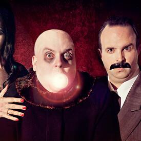 "Palo Alto Players' ""The Addams Family"