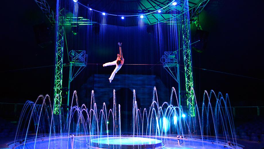 Cirque Italia's Aquatic Spectacular, With Acrobatics & More $5.00 - $30.00 ($10 value)