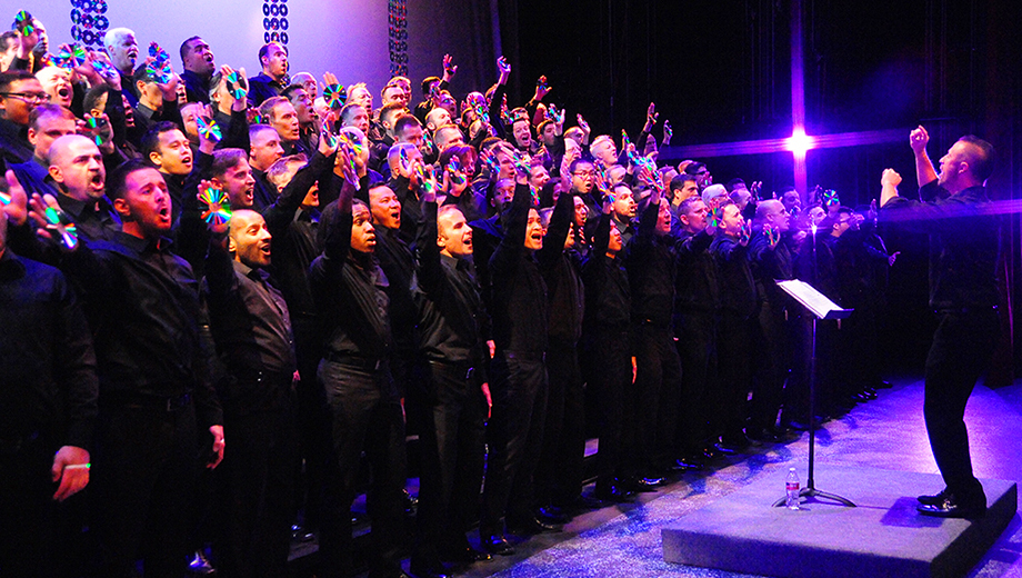 San Diego Gay Men's Chorus Celebrates 30 Years With a Musical Extravaganza $17.00 - $23.50 ($34 value)