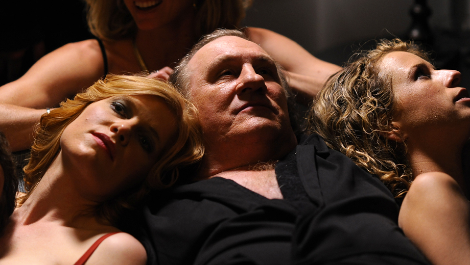 Gerard Depardieu and Jacqueline Bisset in Controversial True Story