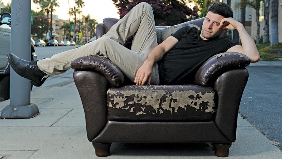 Comedian Brent Morin (