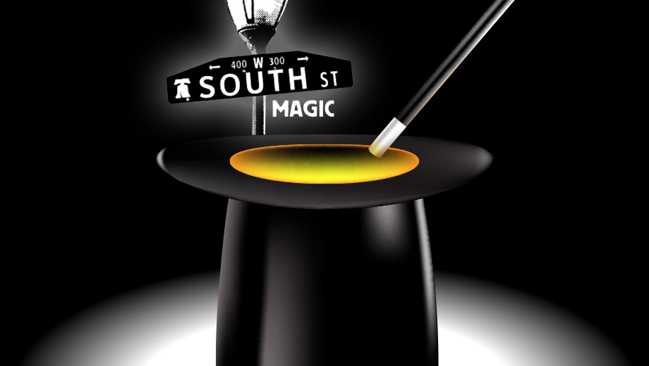 Jaw-Dropping Illusions, Mind-Reading and More at South Street Magic $10.00 - $12.50 ($20 value)