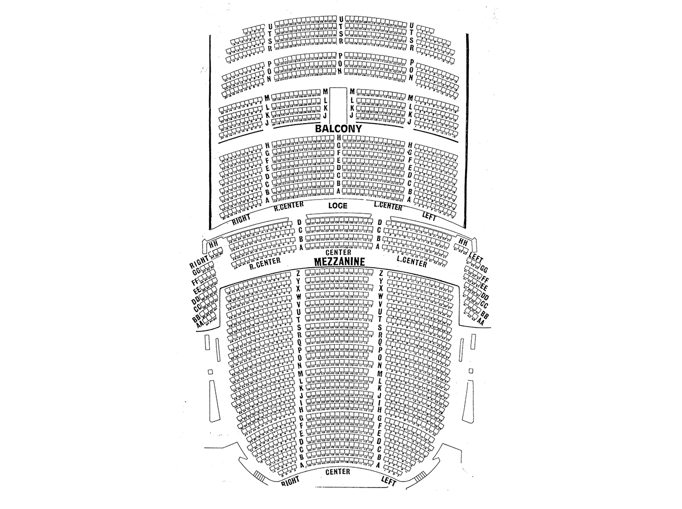 The fisher theatre detroit tickets schedule seating charts