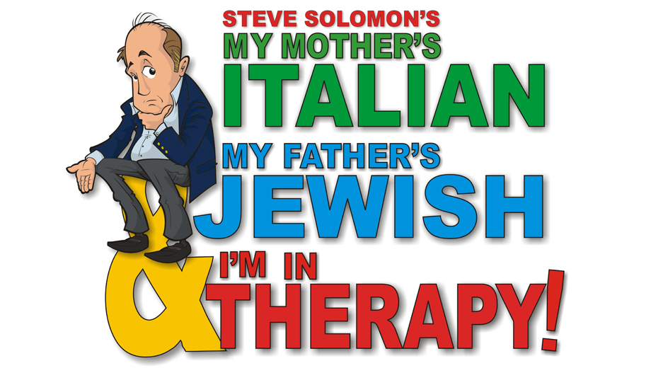 New York's Hit Solo Comedy Back for More Family Madness $34.00 ($68 value)