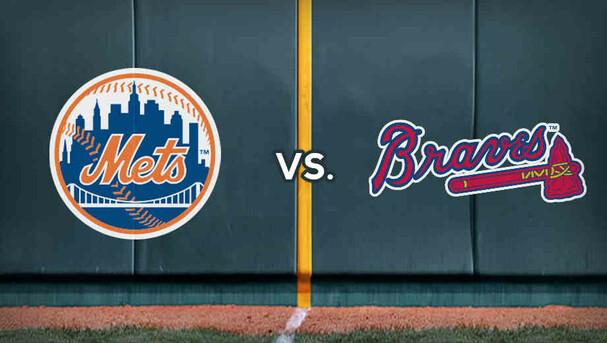 New York Mets Vs Atlanta Braves Home Opening Weekend