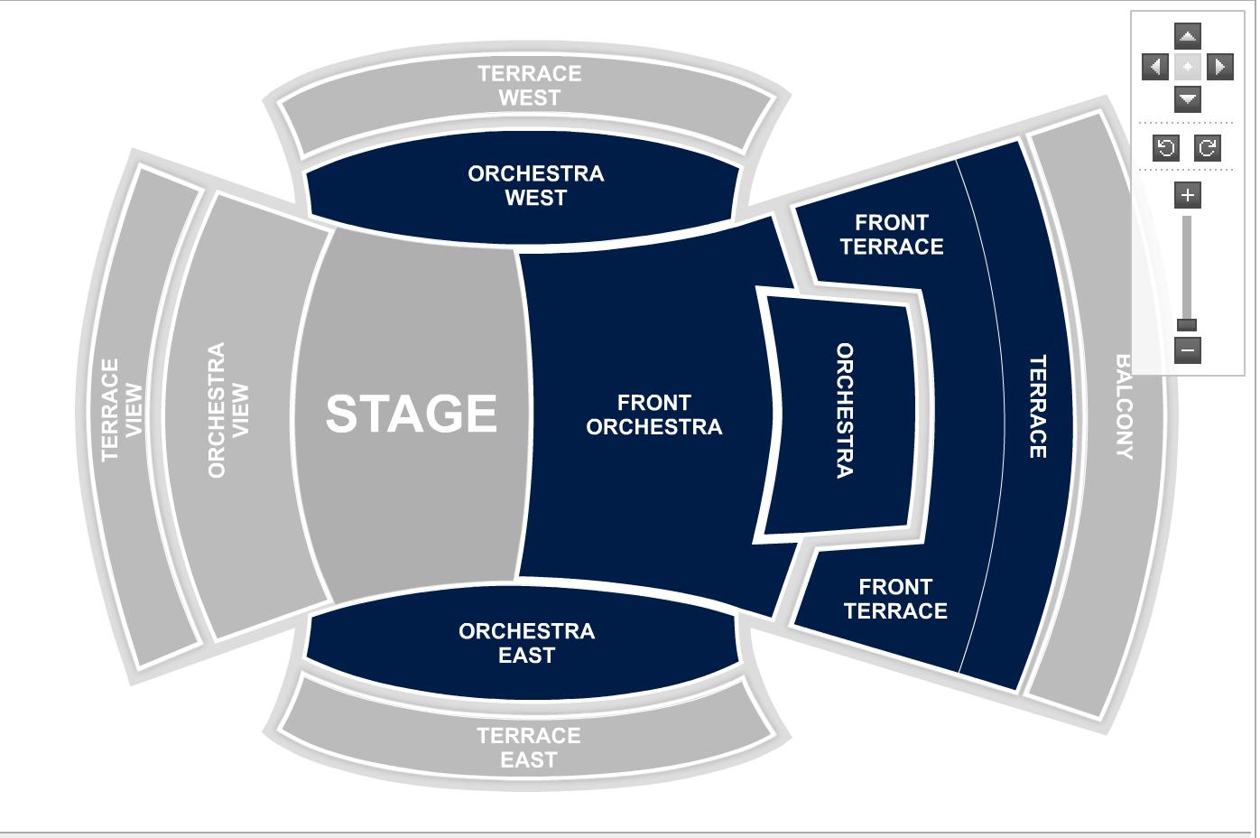 Walt disney concert hall los angeles tickets schedule seating