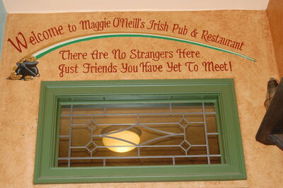 Maggie O'Neill's Irish Pub & Restaurant Tickets