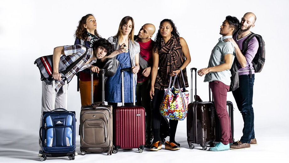 Dance Meets Theater in Airport Comedy: