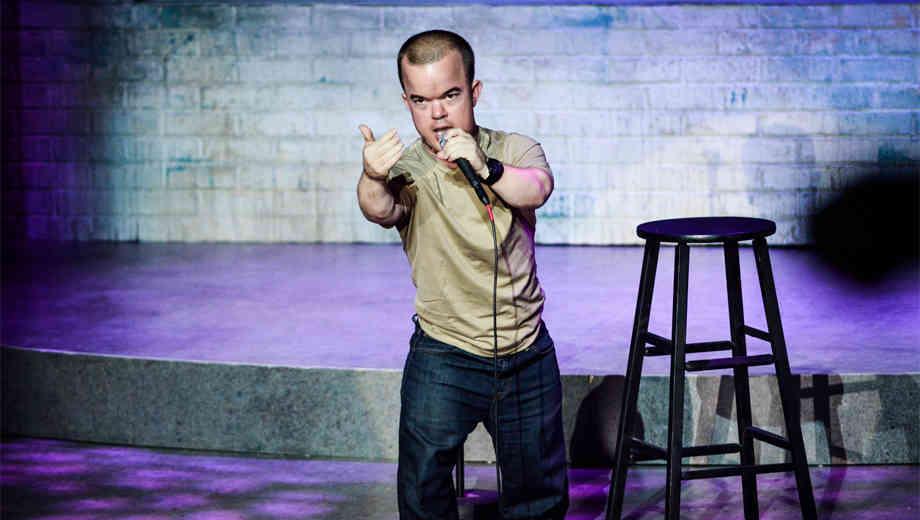 Comedian Brad Williams (