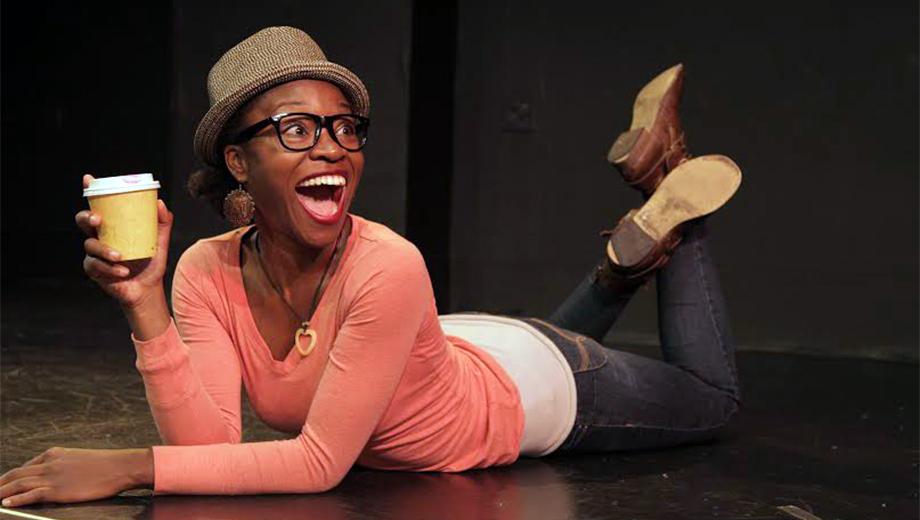 One-Woman Comedy Analyzes Love & Race: