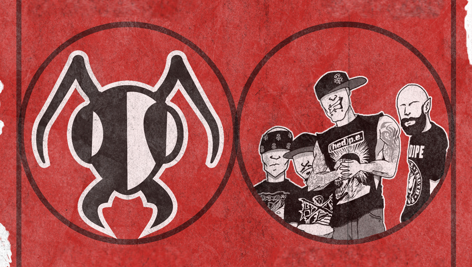 """Alien Ant Farm (""""Smooth Criminal"""") and Hed PE (""""Raise Hell"""") in Concert @ Altar Bar   Pittsburgh   PA   United States"""