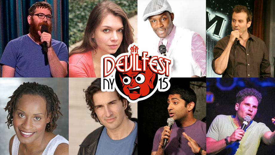 See the Best Up-and-Coming Comedians Compete at the